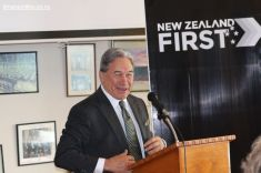 WInston Peters in Town 0029