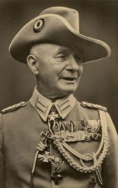 Paul von Lettow-Vorbeck, greatest military leaders in history, famous military leaders