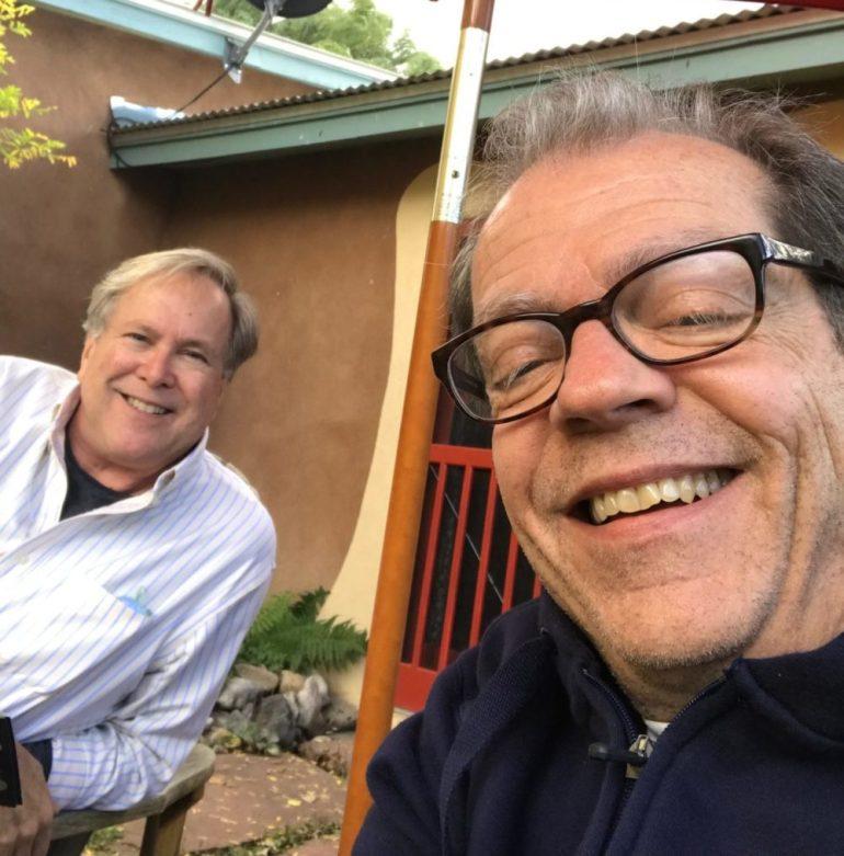 John Chapman & Spike Ritter