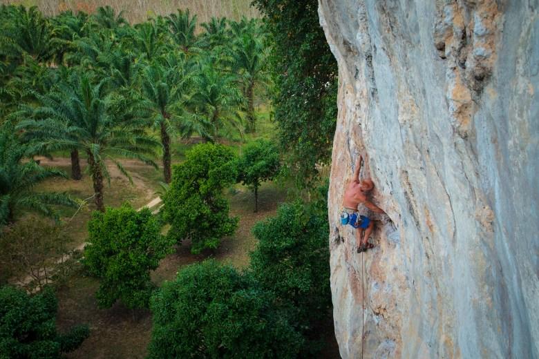 Chong Plee - Thailand - Rock Climbing-4