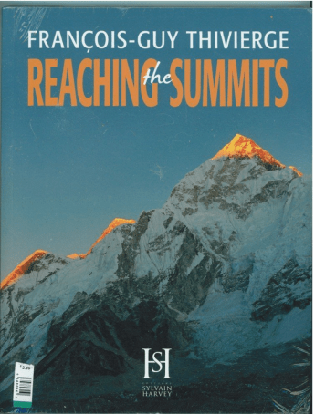 Reaching the summits book