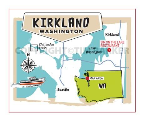 Dock and Dine Kirkland, Washington
