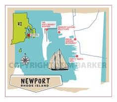 Dock and Dine Newport, Rhode Island
