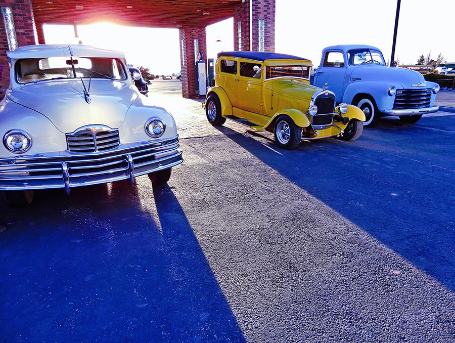 CARS Williams Arizona