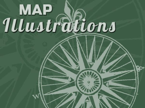 Map Illustrations