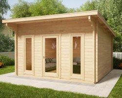 Modern Garden Room Aruba 15m² / 44mm / 4 x 4 m