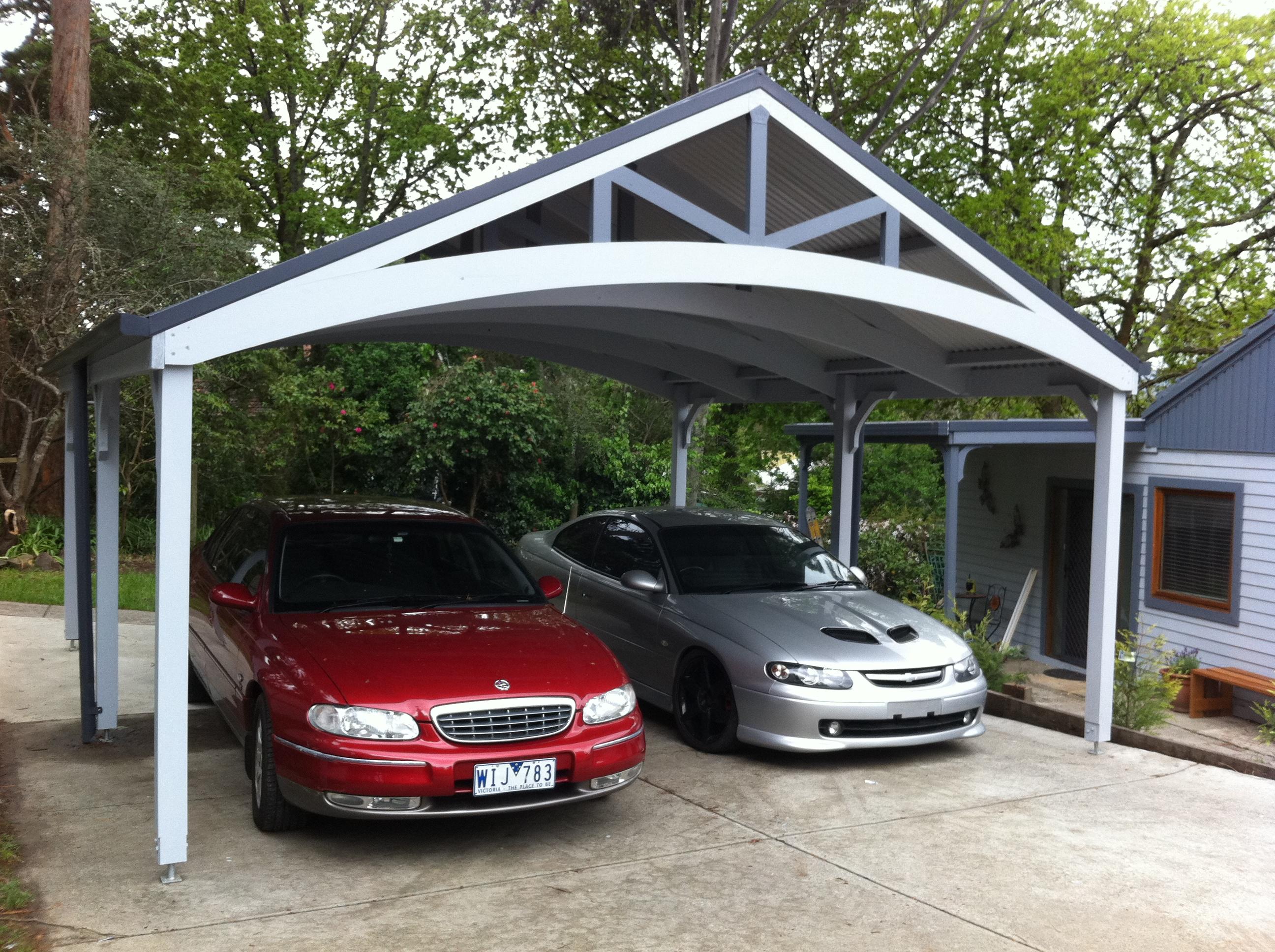 Carport Kits Timber Carports