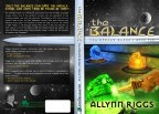 Draft cover of upcoming second book of The Stone's Blade scifi/fantasy series.