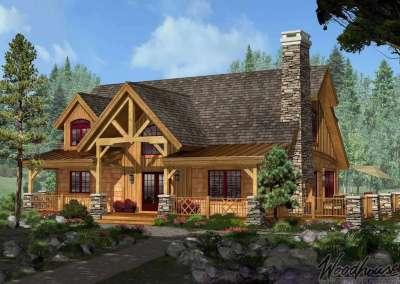 Adirondack Cottage