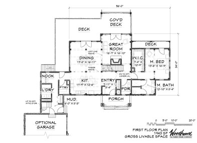 Aerie 1st Floor Plan