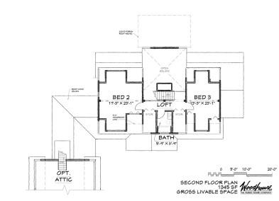 Aerie 2nd Floor Plan
