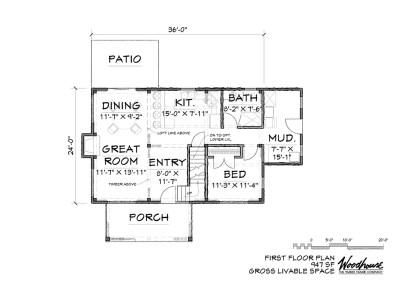 CedarSprings 1st Floor Plan
