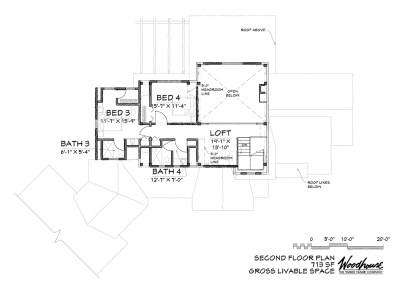 Duclair 2nd Floor Plan