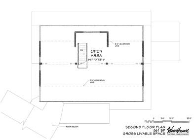 GoldenBrook 2nd Floor Plan