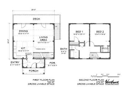 Granite Bluff Floor Plan