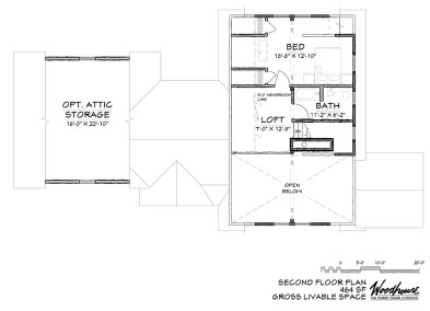 MillRun 2nd Floor Plan