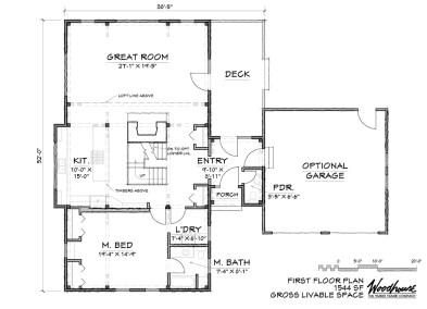 OakMeadow 1st Floor Plan