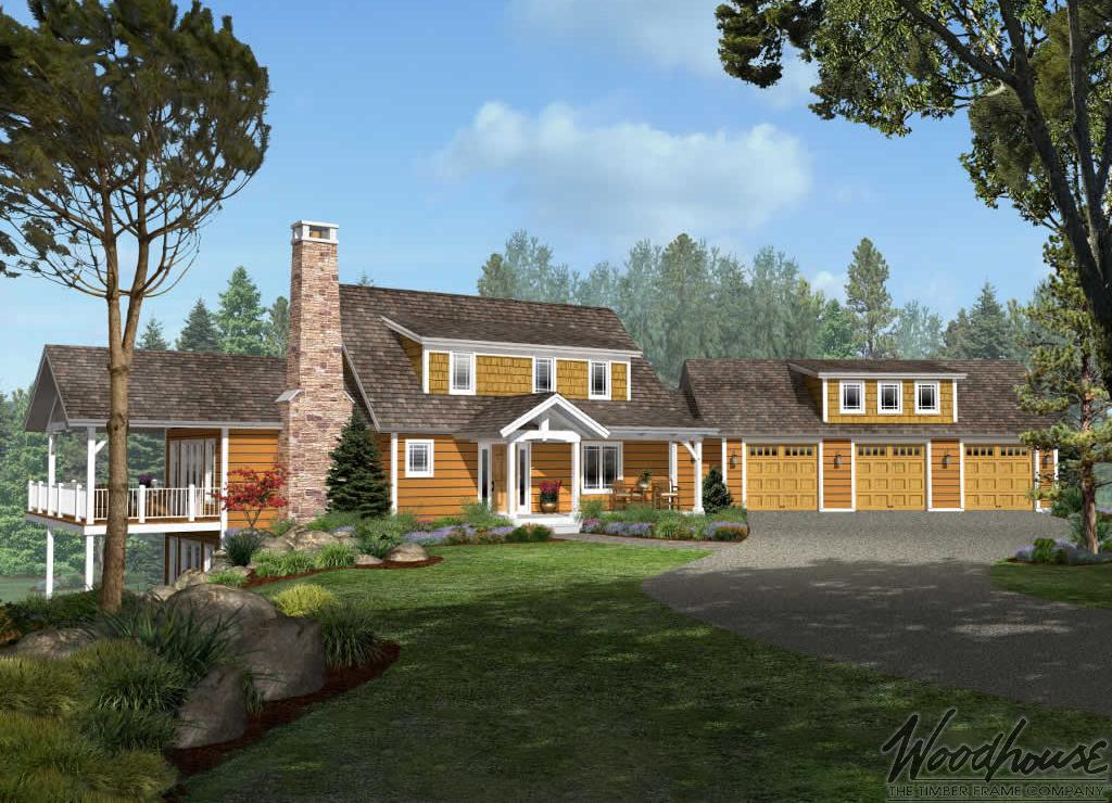 Bon Woodhouse Timber Frame Homes