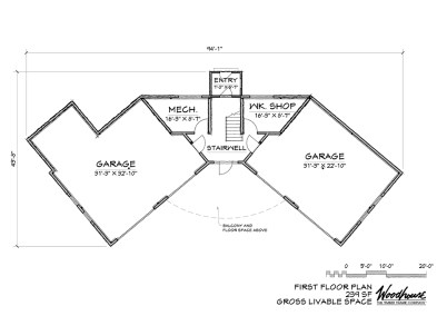 Seneca 1st Floor Plan