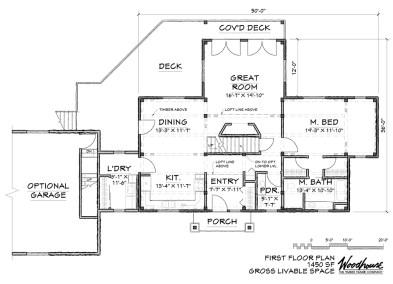 SouthPeak 1st Floor Plan