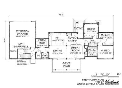 WhisperingPines 1st Floor Plan