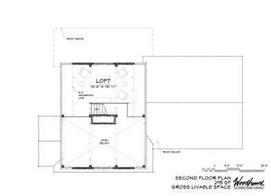 WillowGrove 2nd Floor Plan