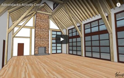 NY Adirondack Activity Center Frame Concept