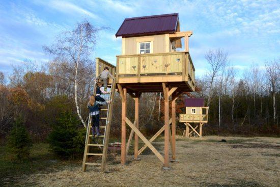 woodhouse treehouse
