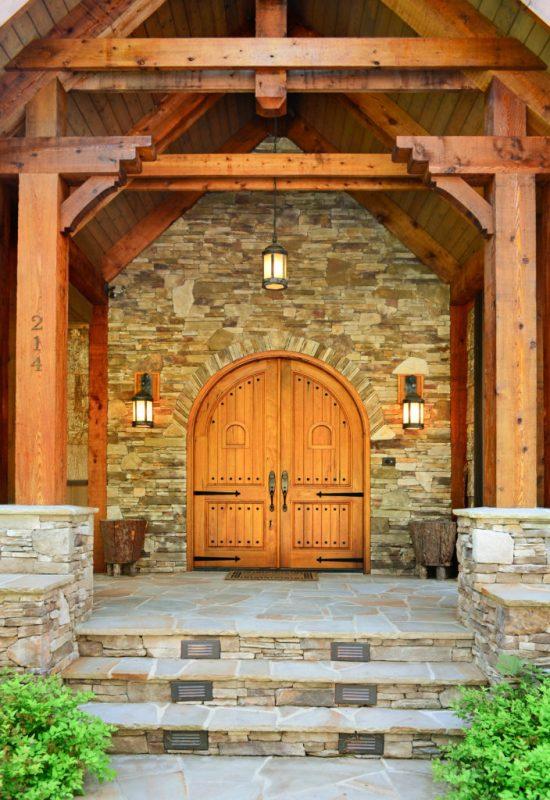 VPC front door