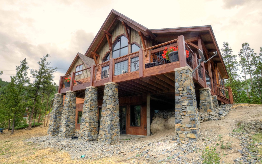Colorado Mountain Homes – Timber Frame Homes of the West