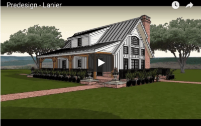 Lanier 3D Fly-Through Video