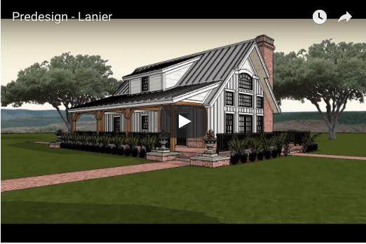 Lanier 3D Fly-Through Video