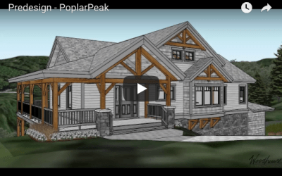 PoplarPeak 3D Fly-Through Video