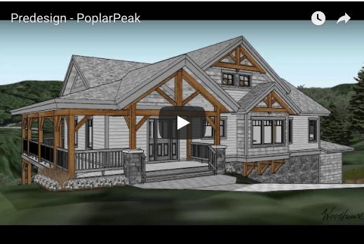 PoplarPeak 3D Fly-Through Video