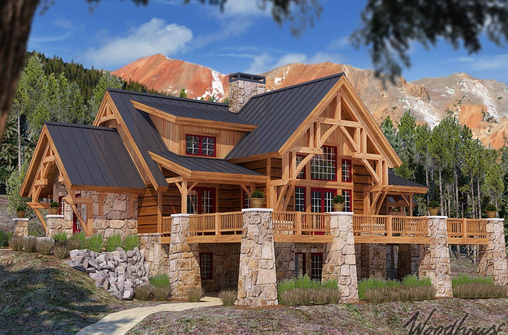 Featured Home of the Month: MistyMountain