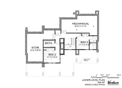 Tumelo lower floor