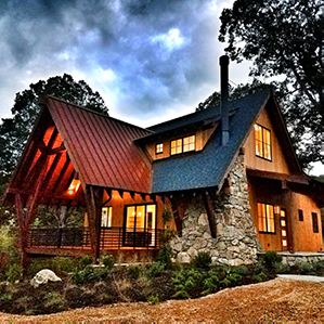 Where We Build - Woodhouse The Timber Frame Company