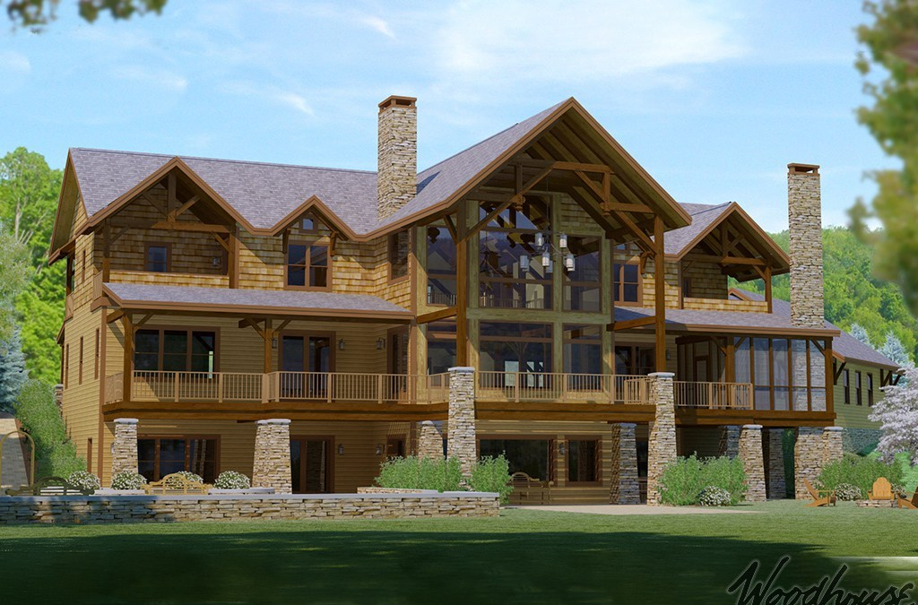 Featured Home of the Month: The GreatCamp
