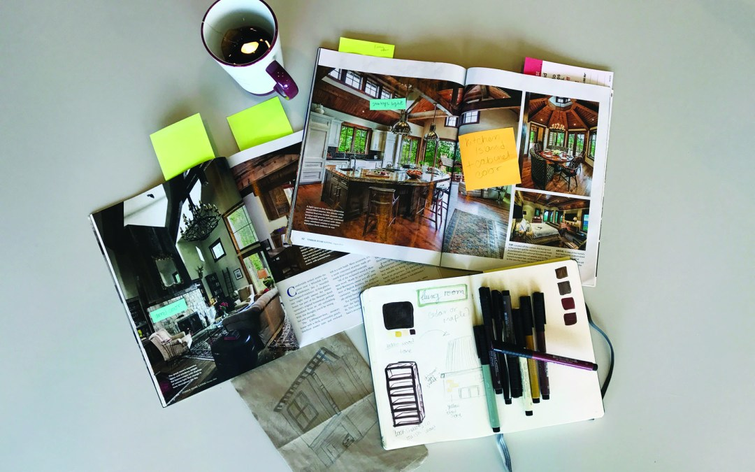Building your Dream Custom Home? What to Bring to That First Meeting With Your Architect and Questions You Should Definitely Ask