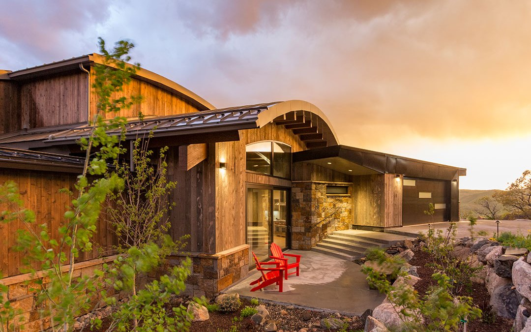 Timber Frame Mountain Designs