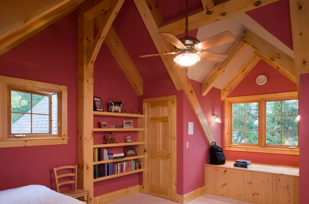 Designing Storage Space in Timber Frame Homes