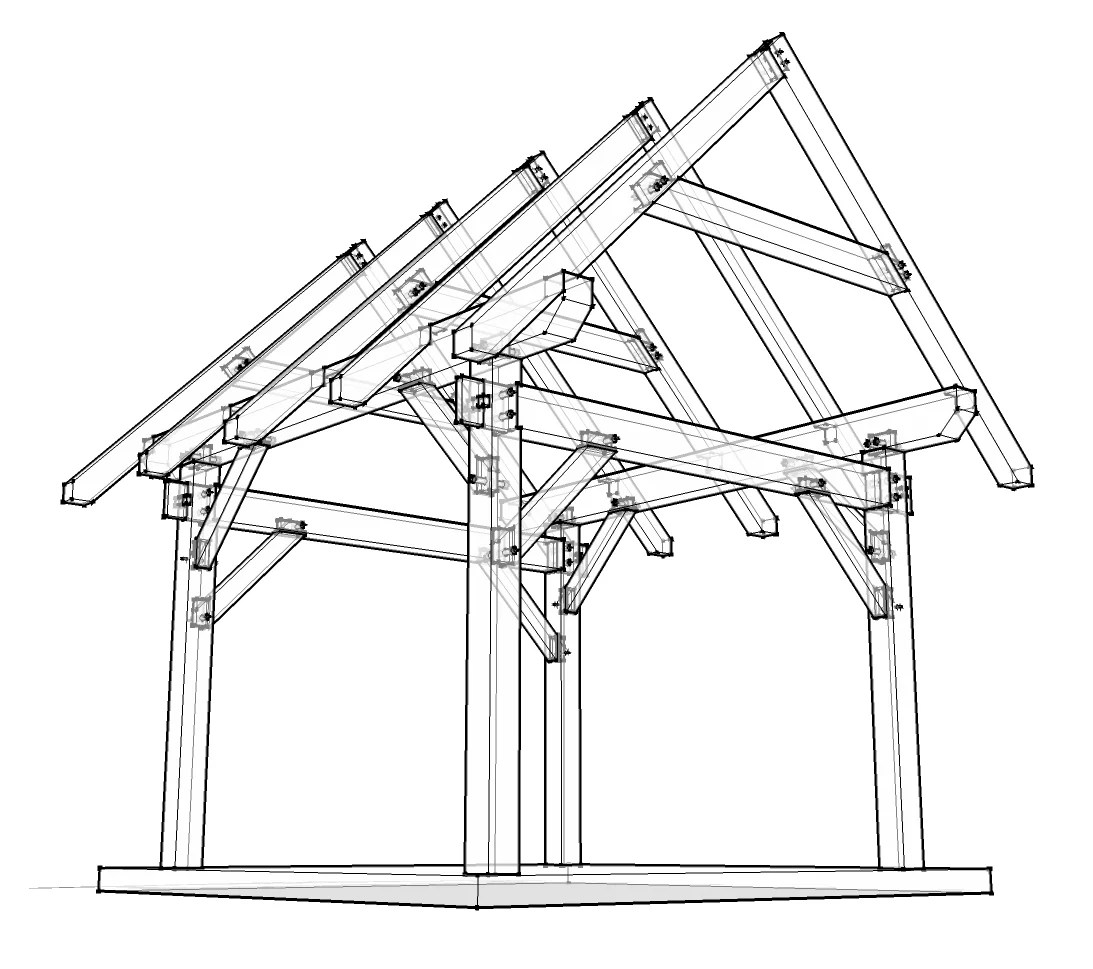 Images About Timber Framing Joints