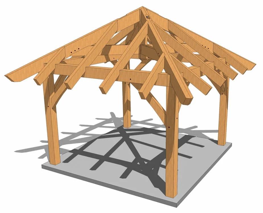 timber frame hq