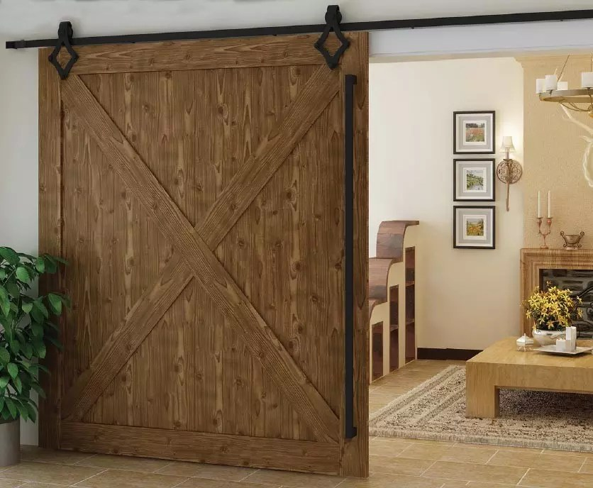 Trend Alert! Barn Doors Add Distinct Style To Your Log Home