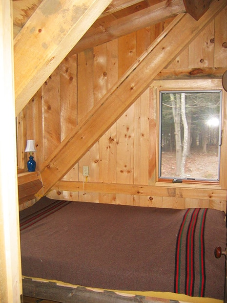 Timber Frame Guest Cabin