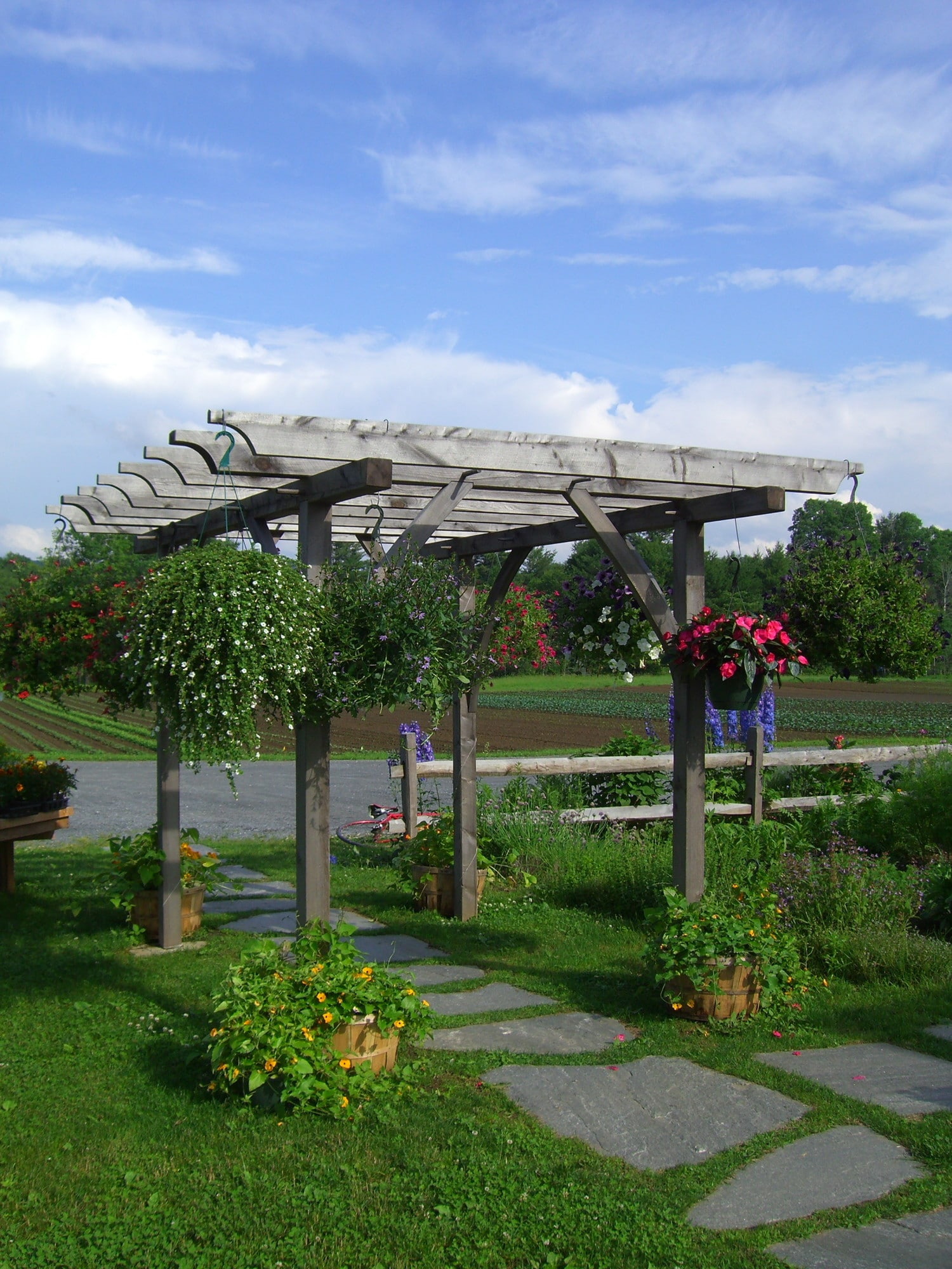 Gallery Of Arbors And Pergolas