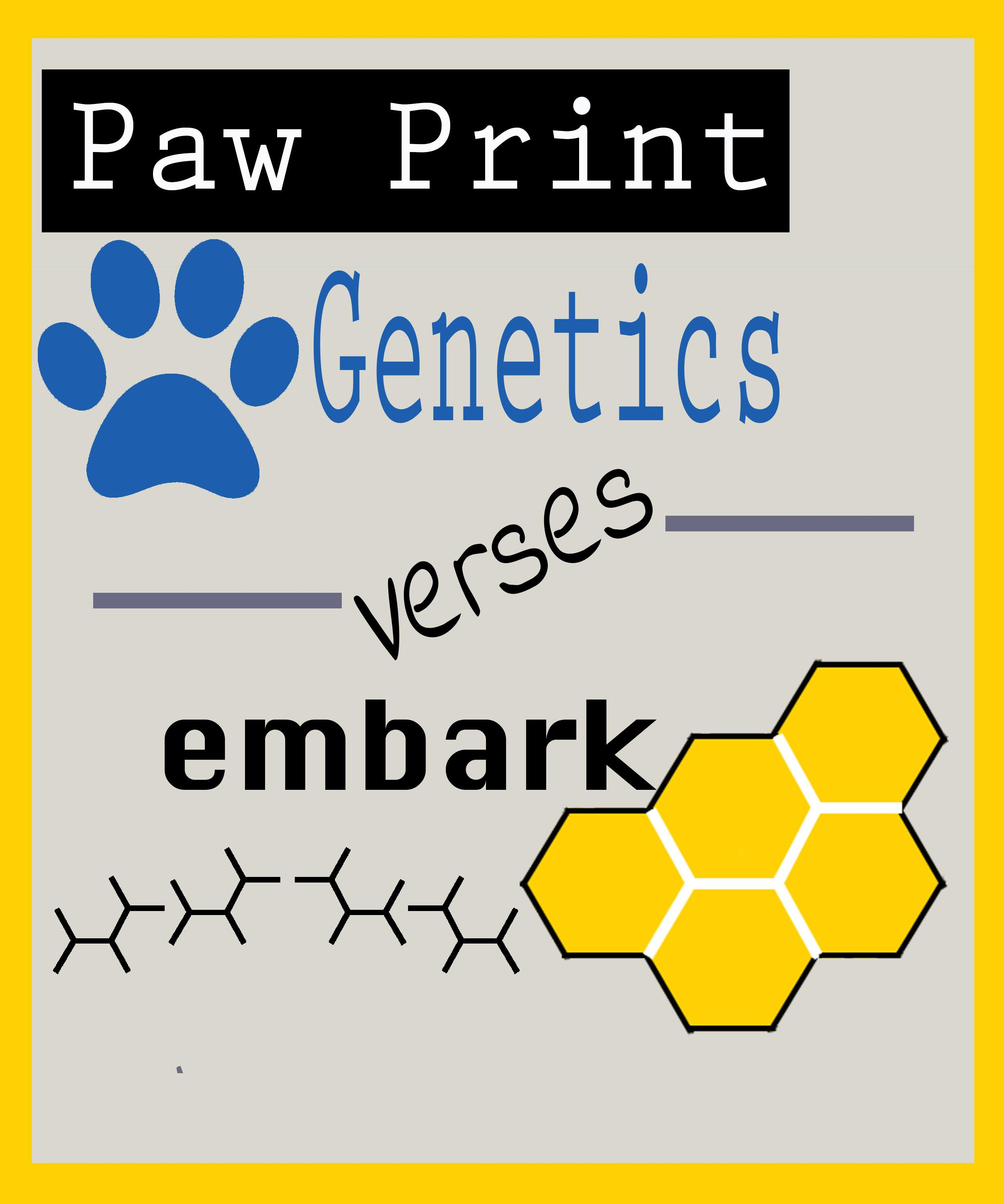 Paw Print Vs Embark - Timberidge Goldendoodles