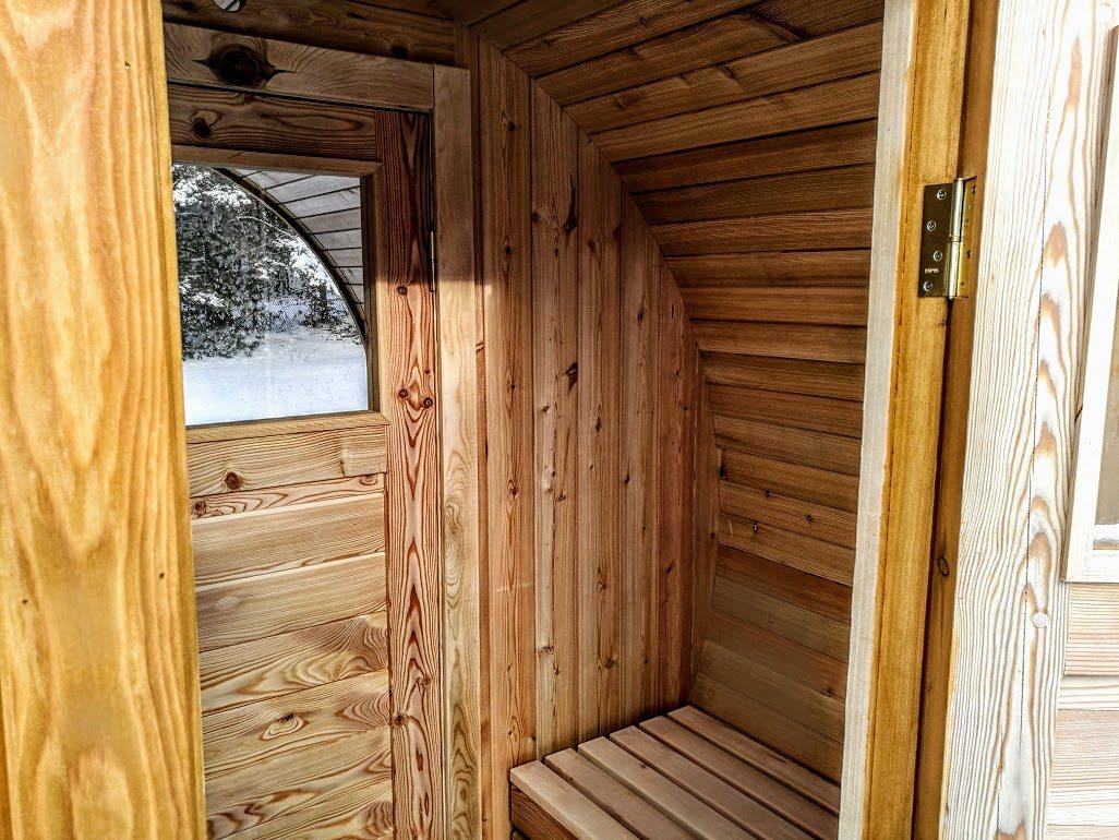 Udendørs Sauna Til Salg Sauna Tønde 10 Modeller