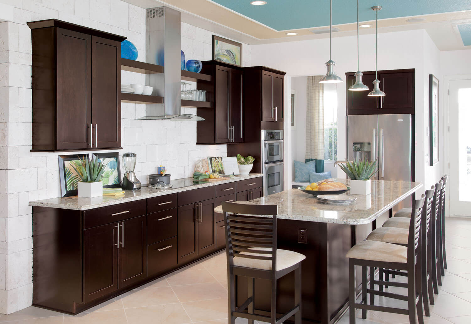 Builder Concept Homes Feature Timberlake Cabinetry At IBS 2012