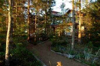 Suites through trees